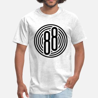 88 Classic Oldsmobile 88 emblem - Men's T-Shirt