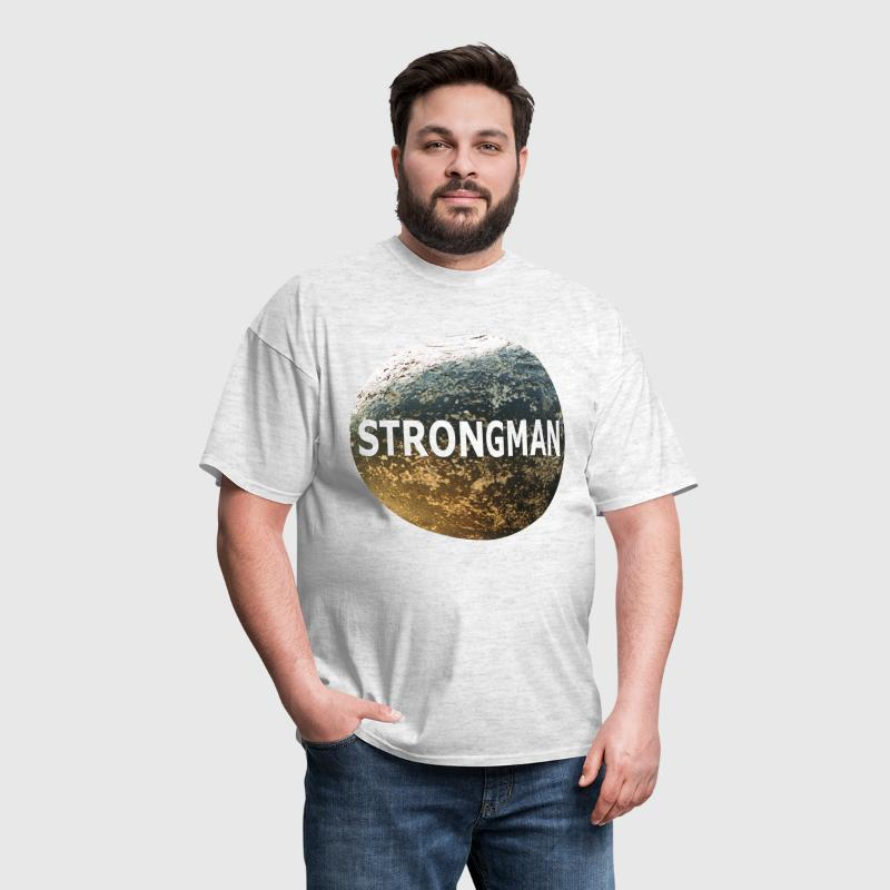 Strongman - Men's T-Shirt