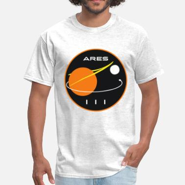 Martian ARES III - The Martian - Men's T-Shirt