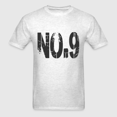 no 9 - Men's T-Shirt