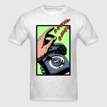 Ring Ring - Men's T-Shirt