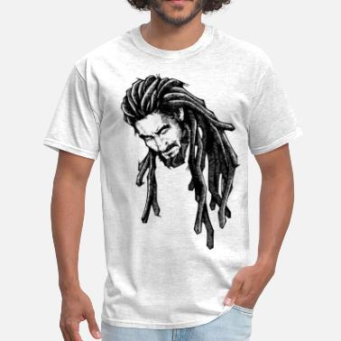Rasta Man rasta - Men's T-Shirt
