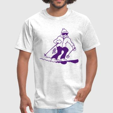 Schi Ski - Men's T-Shirt