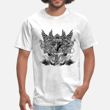 Cool wrathofheaven - Men's T-Shirt