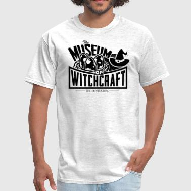 Museum of Witchcraft - Men's T-Shirt