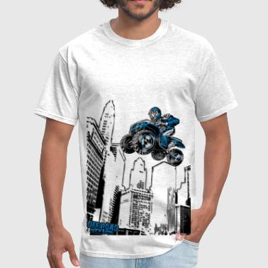 Sky-Riding Quad - Men's T-Shirt
