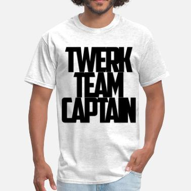 Official Twerk Team Member twerk team captain - Men's T-Shirt