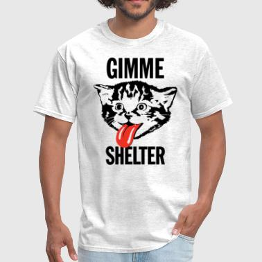 Shelter Gimme Shelter - Men's T-Shirt