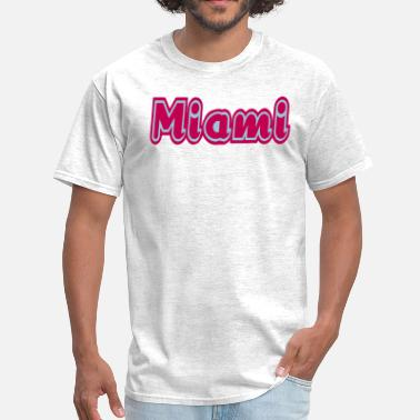 Miami Life Miami - Men's T-Shirt