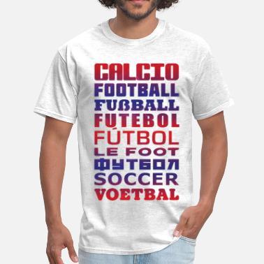 Shop Language Football T-Shirts online | Spreadshirt