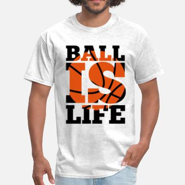 Life Ball Ball is Life - Men's T-Shirt