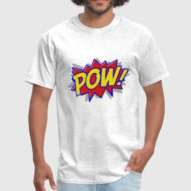Comic Book POW! - Men's T-Shirt