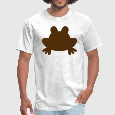 simple squat frog - Men's T-Shirt