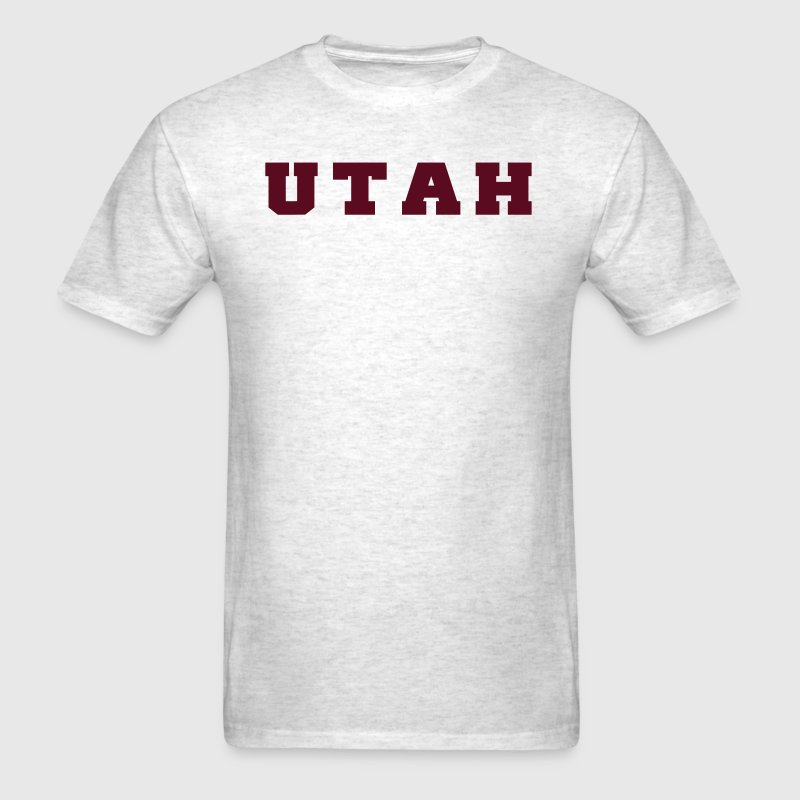 Utah College - Men's T-Shirt