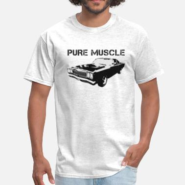 Plymouth Plymouth Roadrunner 1969 - Men's T-Shirt