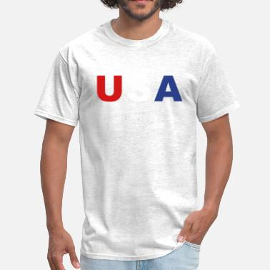 Born In Usa USA - Men's T-Shirt