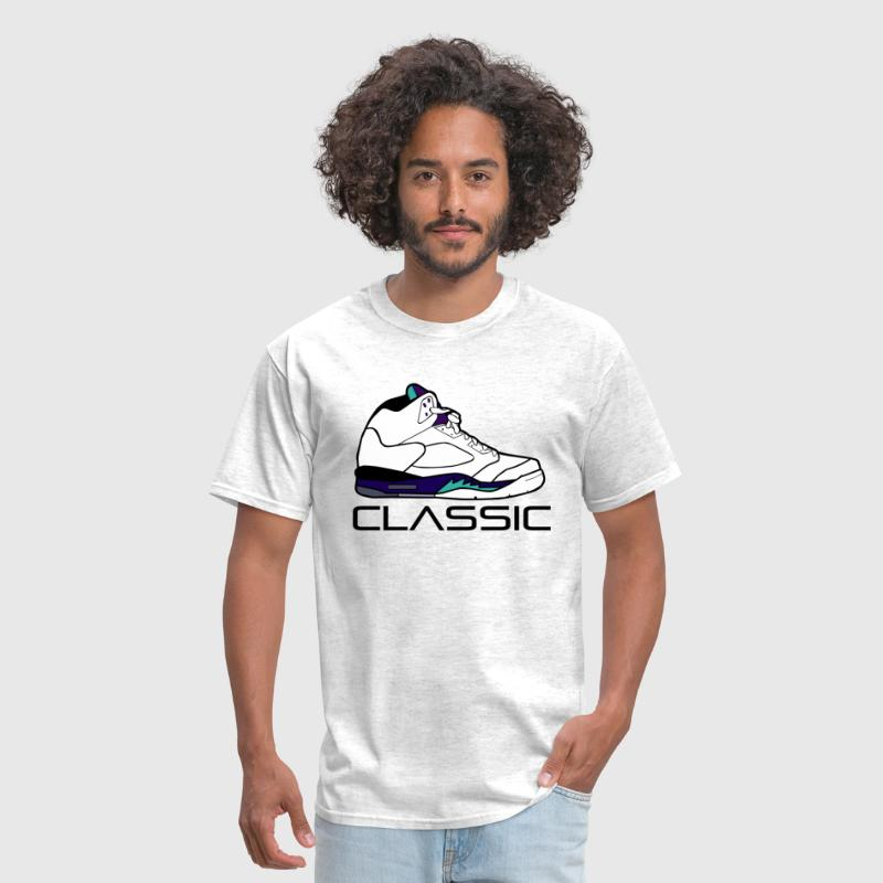 classic j5 grapes - Men's T-Shirt