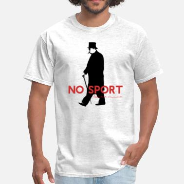 Winston Churchill Winston Churchill, No Sport Design - Men's T-Shirt