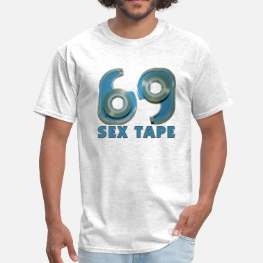 69 Sex Tape - Men's T-Shirt
