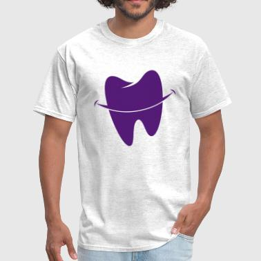 DENTAL / TOOTH / TEETH / DENTIST DESIGN - Men's T-Shirt