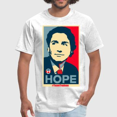 TrudeauHope - Men's T-Shirt