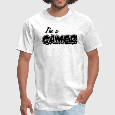 |'m a gamer - Men's T-Shirt
