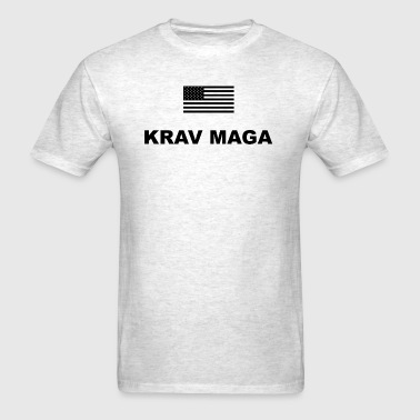 Krav Maga USA - Men's T-Shirt