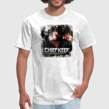 Keef Chief Keef Deluxe Cover - Men's T-Shirt