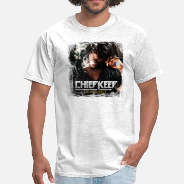 Chief Keef Chief Keef Deluxe Cover - Men's T-Shirt