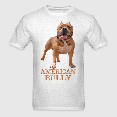 American Bully - Men's T-Shirt