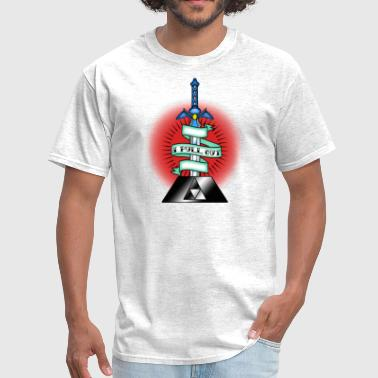 I Pull Out Master Sword - Men's T-Shirt