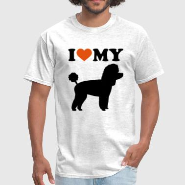 Toy Poodle - Men's T-Shirt