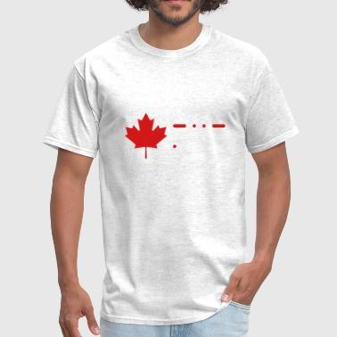 Airport YXE Cryptic - Men's T-Shirt
