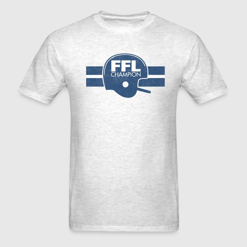 Fantasy Football League Champion T Shirt Spreadshirt