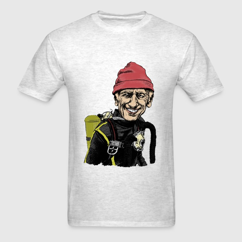 Cousteau - Men's T-Shirt