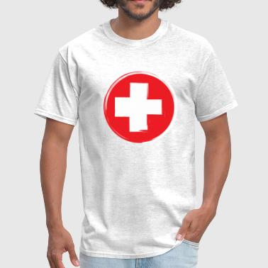First Aid Symbol - Men's T-Shirt