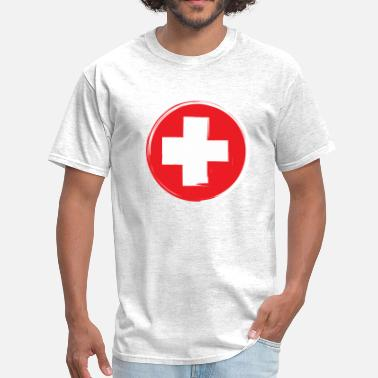 First Aid Symbol First Aid Symbol - Men's T-Shirt