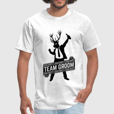 Stag Do Team Groom / Stag Party (1C) - Men's T-Shirt