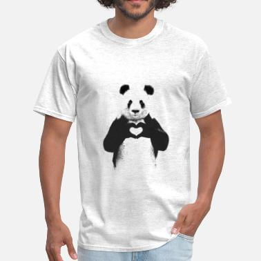 Love-panda Love Panda - Men's T-Shirt