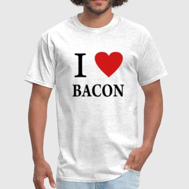 I Heart Bacon - Men's T-Shirt