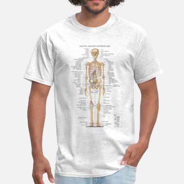 Human Body anatomy - Men's T-Shirt