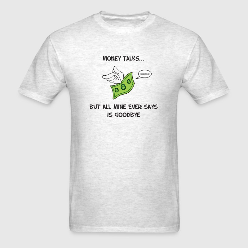 I love Money  - Men's T-Shirt