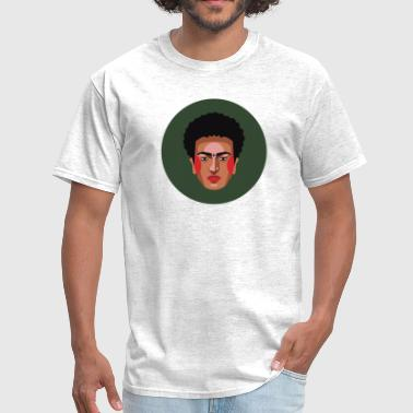 Frida Kahlo Geometric - Men's T-Shirt