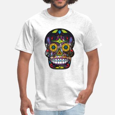 High Sugar Skull - Men's T-Shirt