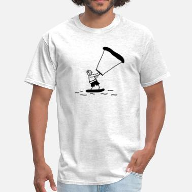 Kite Surfers Kite surfer - Men's T-Shirt