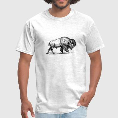 Wild Buffalo buffalo - Men's T-Shirt