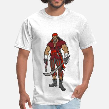 Pirate Day Pirate - Men's T-Shirt