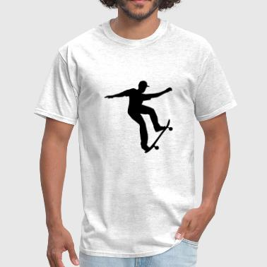 Skateboarding, Skateboarder - Men's T-Shirt