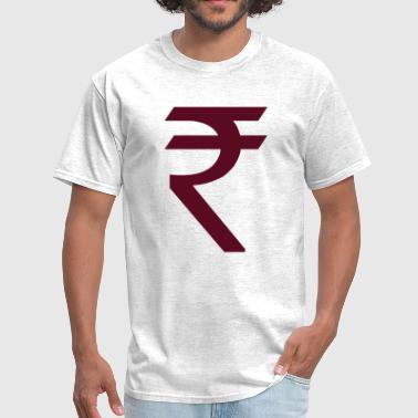 rupee - Men's T-Shirt