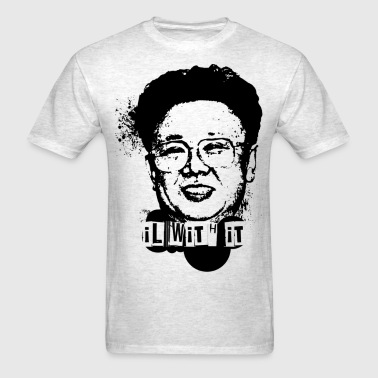 il With It - Men's T-Shirt